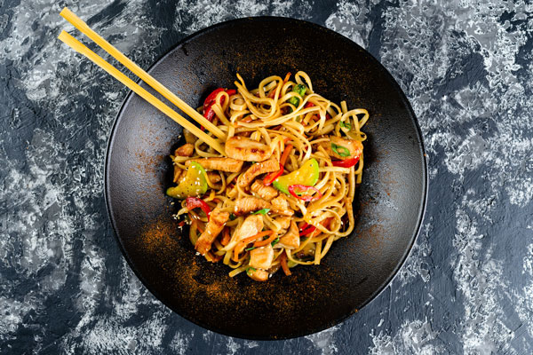 singapore noodle recipe