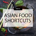 Title shortcuts with Asian sauces